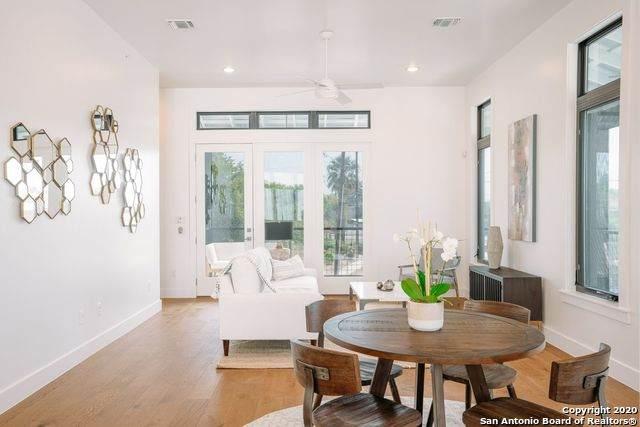 1226 S Presa St #105, San Antonio, TX 78210 (MLS #1490241) :: 2Halls Property Team | Berkshire Hathaway HomeServices PenFed Realty