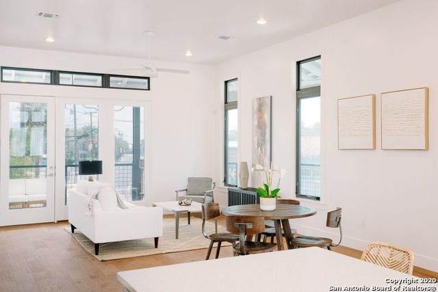 1226 S Presa St #106, San Antonio, TX 78210 (MLS #1490242) :: 2Halls Property Team | Berkshire Hathaway HomeServices PenFed Realty