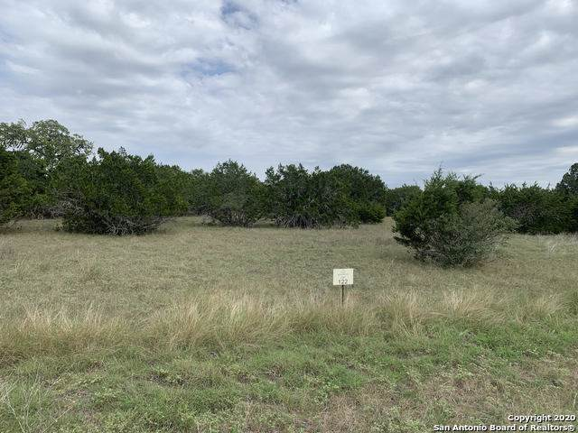 LOT 122 Palomino Spgs, Bandera, TX 78003 (MLS #1490248) :: 2Halls Property Team | Berkshire Hathaway HomeServices PenFed Realty