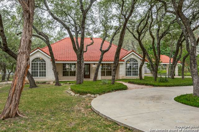 11462 Baxtershire, Helotes, TX 78023 (MLS #1490272) :: Concierge Realty of SA