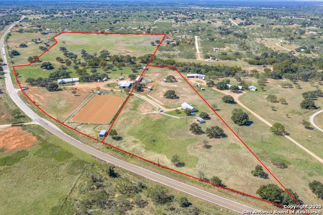 2025 Ranch Road 2323, Llano, TX 78643 (MLS #1490276) :: Neal & Neal Team