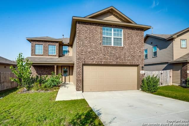 2611 Yaupon Ranch, San Antonio, TX 78244 (MLS #1490298) :: The Castillo Group