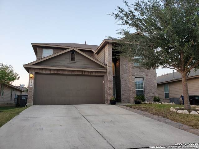 6019 Tanzanite Rim, San Antonio, TX 78222 (MLS #1490403) :: REsource Realty