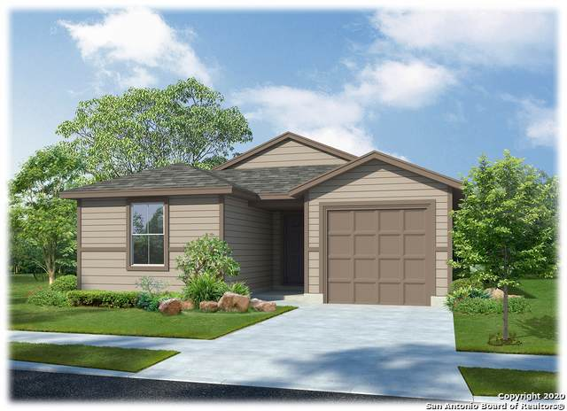 4807 Tusler Park, San Antonio, TX 78223 (MLS #1490410) :: The Lugo Group
