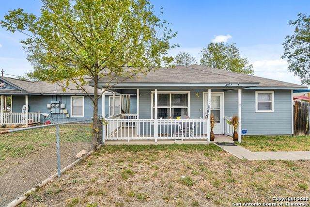 4922 Rita Ave, San Antonio, TX 78228 (MLS #1490433) :: The Lugo Group