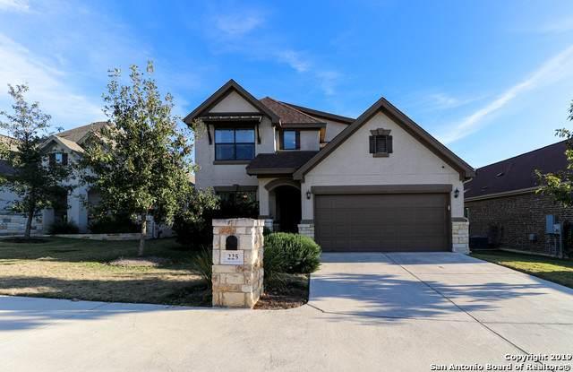 225 Long Creek Blvd, New Braunfels, TX 78130 (MLS #1490489) :: Exquisite Properties, LLC