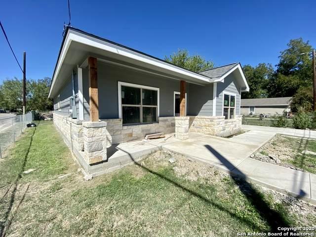 753 S San Bernardo Ave, San Antonio, TX 78237 (MLS #1490609) :: The Castillo Group