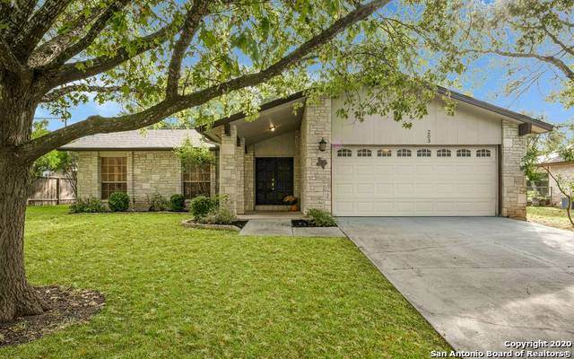 203 Azalea Trail, Boerne, TX 78006 (MLS #1490635) :: The Lugo Group