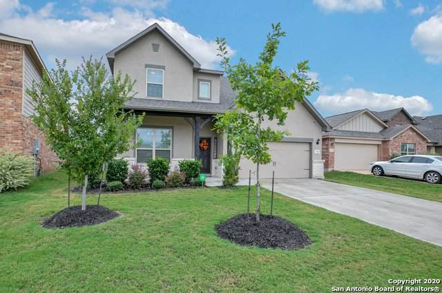3109 Pinecone Cove, New Braunfels, TX 78130 (MLS #1490636) :: The Lugo Group