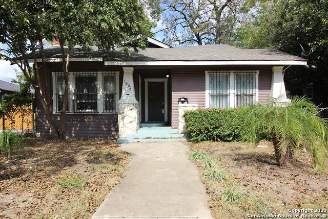 1423 Montana St, San Antonio, TX 78203 (MLS #1490641) :: Alexis Weigand Real Estate Group
