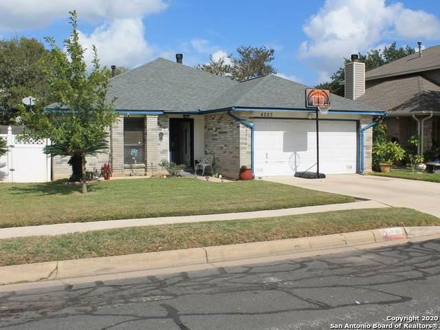 4223 Greco Dr, San Antonio, TX 78222 (MLS #1490709) :: The Gradiz Group