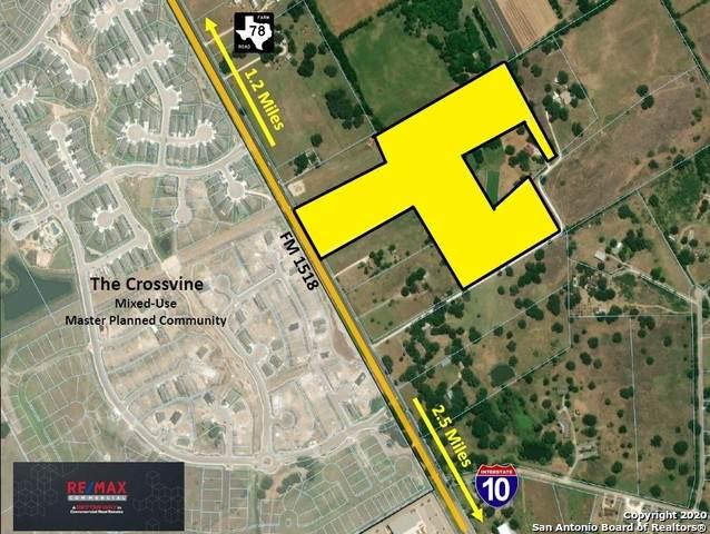 8702 E Fm 1518 N, Schertz, TX 78154 (MLS #1490717) :: The Glover Homes & Land Group