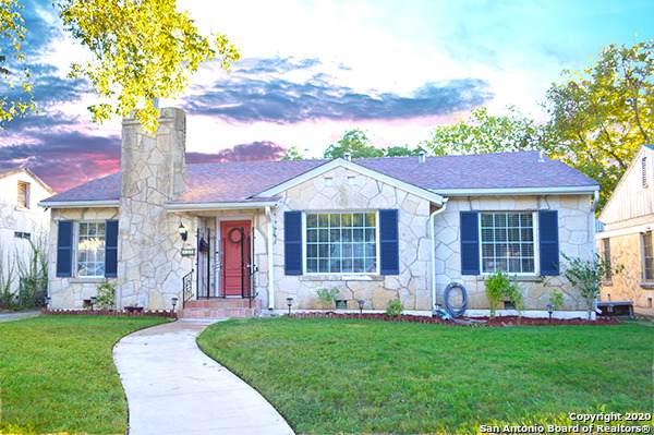336 North Dr, San Antonio, TX 78201 (MLS #1490730) :: The Lugo Group