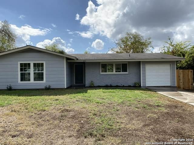 818 Weizmann St, San Antonio, TX 78213 (MLS #1490735) :: BHGRE HomeCity San Antonio