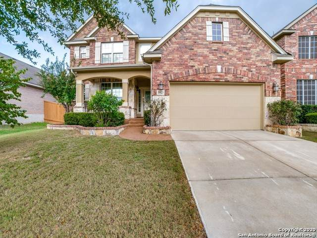 5923 Geranium, San Antonio, TX 78253 (MLS #1490791) :: Santos and Sandberg