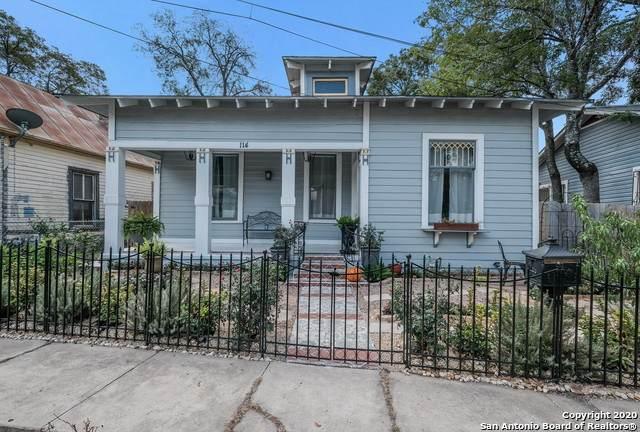 114 E Rische, San Antonio, TX 78204 (MLS #1490797) :: The Lugo Group