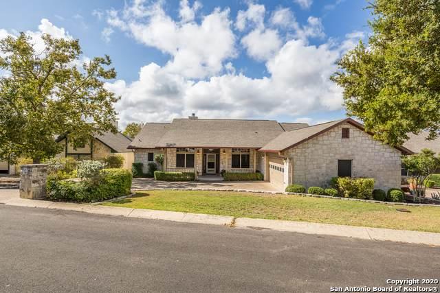 164 S Saint Andrews Loop, Kerrville, TX 78028 (MLS #1490801) :: Maverick