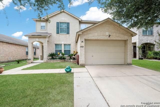 10723 Terrace Crest, San Antonio, TX 78223 (MLS #1490805) :: The Gradiz Group