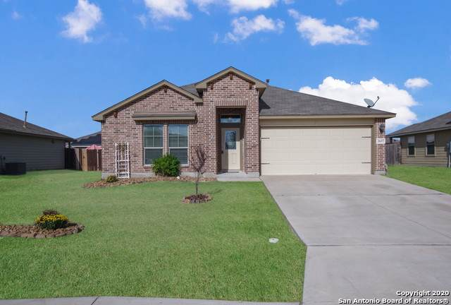 2637 Lonesome Creek Trail, New Braunfels, TX 78130 (MLS #1490872) :: Carolina Garcia Real Estate Group