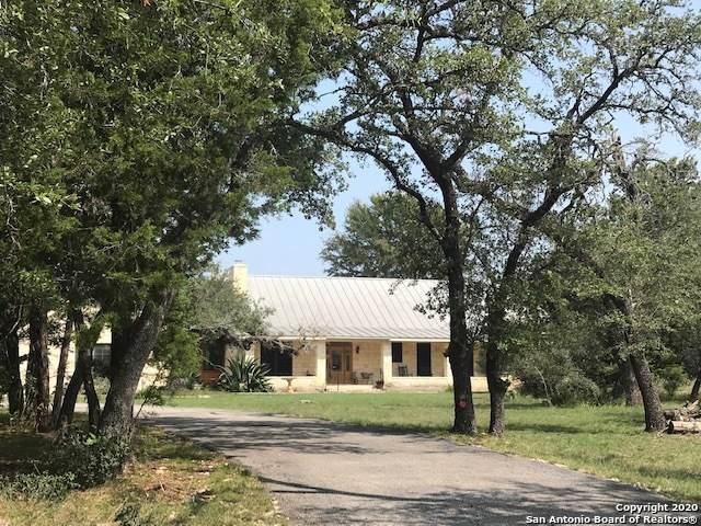 307 Waring Welfare Rd, Boerne, TX 78006 (MLS #1490880) :: The Heyl Group at Keller Williams