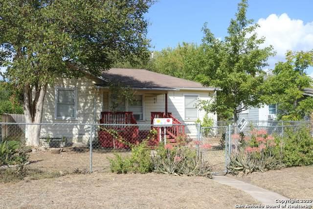 2335 Waverly Ave, San Antonio, TX 78228 (MLS #1490882) :: The Lugo Group