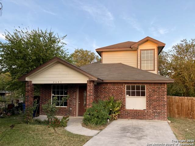 4603 Elizabeth Alyn, San Antonio, TX 78237 (MLS #1490886) :: REsource Realty