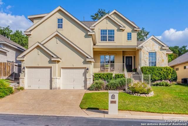 1426 Canyon Brook, San Antonio, TX 78248 (MLS #1490890) :: BHGRE HomeCity San Antonio