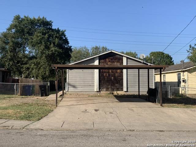 627 J St, San Antonio, TX 78220 (MLS #1490895) :: The Lugo Group