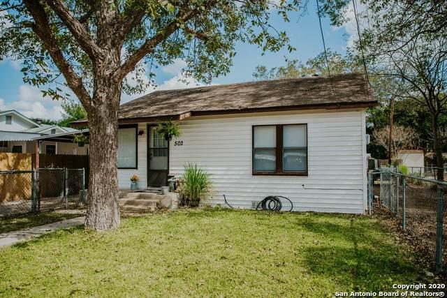 502 Buffalo St, San Antonio, TX 78225 (MLS #1490907) :: BHGRE HomeCity San Antonio