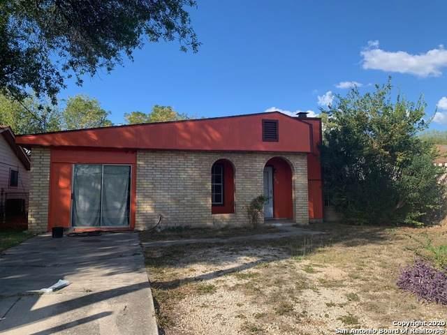 243 Arrid Rd, San Antonio, TX 78210 (MLS #1490914) :: The Gradiz Group
