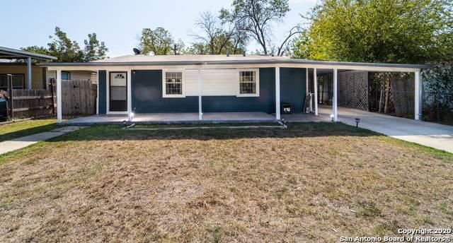 1234 W Gerald Ave, San Antonio, TX 78211 (MLS #1490935) :: The Gradiz Group