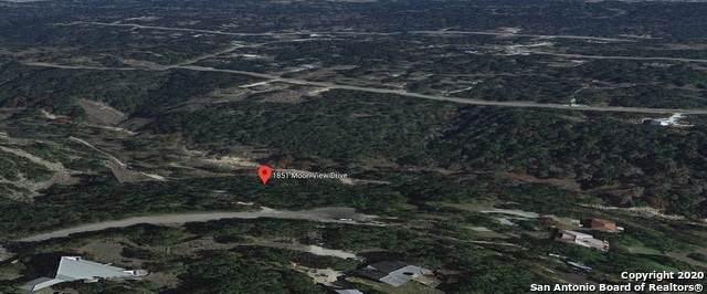 1851 Moon View Dr, New Braunfels, TX 78132 (MLS #1490989) :: Exquisite Properties, LLC