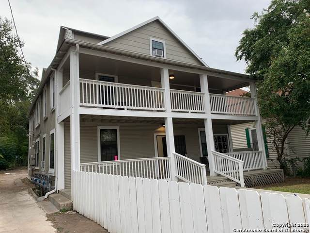 127 Sandmeyer St, San Antonio, TX 78208 (MLS #1491016) :: Vivid Realty