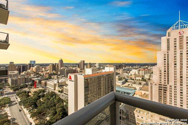 610 E Market St #2504, San Antonio, TX 78205 (MLS #1491047) :: The Lugo Group