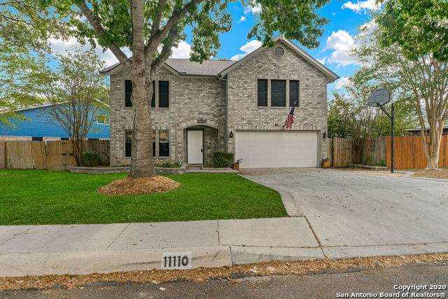 11110 Moonlit Park, San Antonio, TX 78249 (MLS #1491048) :: Exquisite Properties, LLC