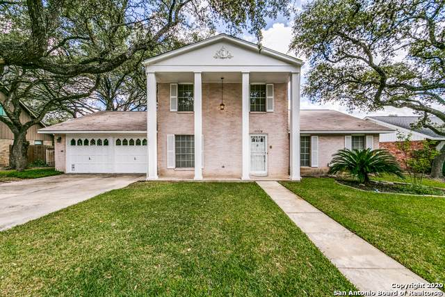11110 Crestpark Dr, San Antonio, TX 78213 (MLS #1491052) :: The Heyl Group at Keller Williams