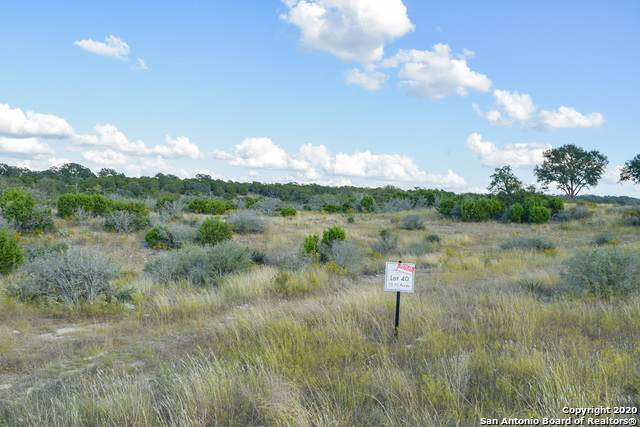 LOT 40 Phillip Ranch Rd, Boerne, TX 78006 (MLS #1491185) :: The Lugo Group