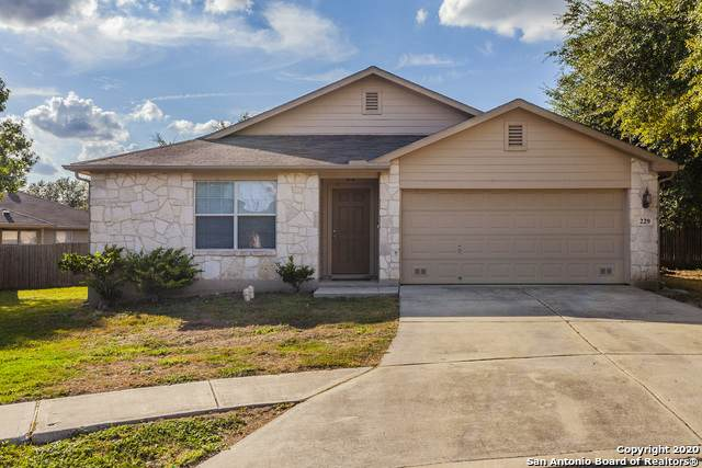 229 Hereford St, Cibolo, TX 78108 (MLS #1491187) :: Tom White Group