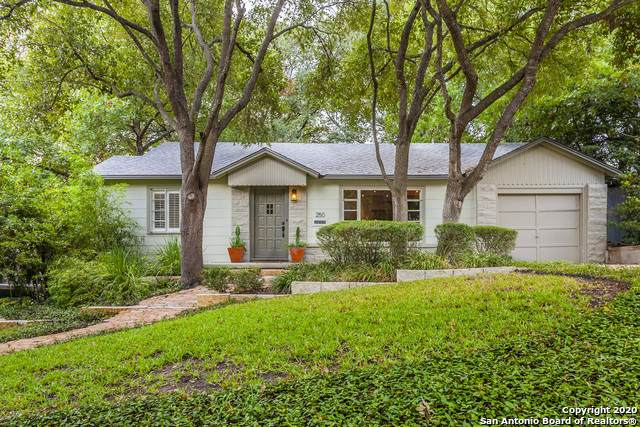 250 E Elmview Pl, San Antonio, TX 78209 (MLS #1491196) :: The Heyl Group at Keller Williams