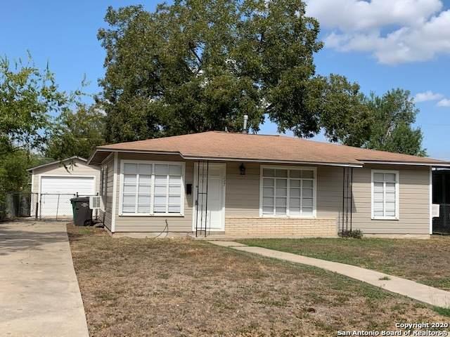 227 E Hutchins Pl, San Antonio, TX 78221 (#1491204) :: The Perry Henderson Group at Berkshire Hathaway Texas Realty