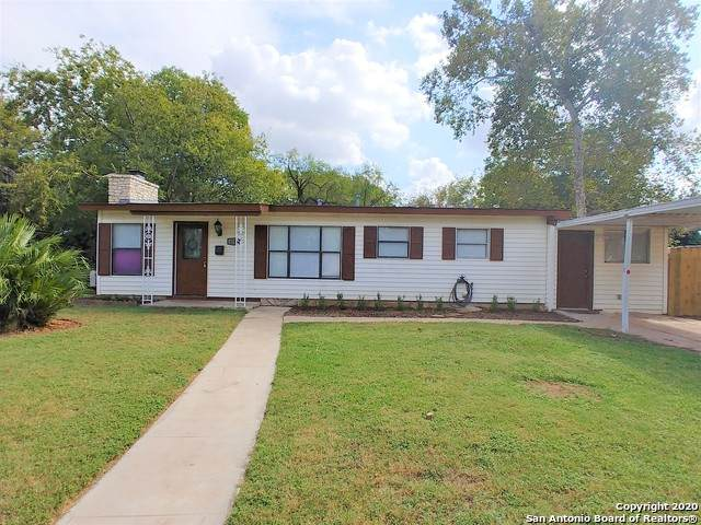 4314 Redstone Dr, San Antonio, TX 78219 (MLS #1491207) :: Carter Fine Homes - Keller Williams Heritage