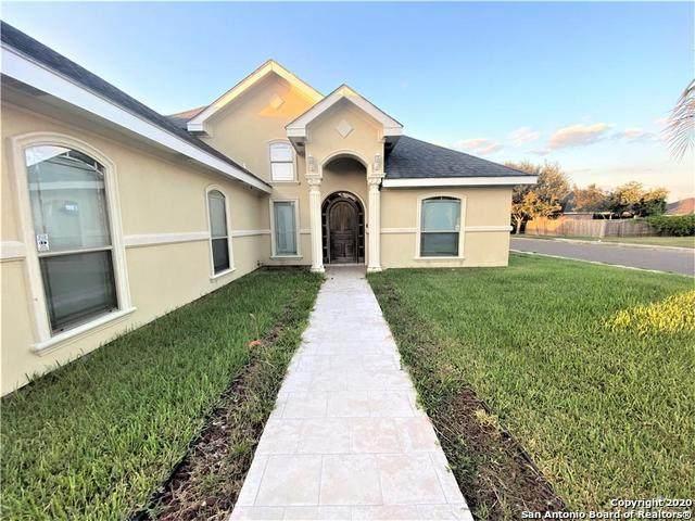2231 Isaiah Street, Edinburg, TX 78542 (MLS #1491237) :: Carter Fine Homes - Keller Williams Heritage