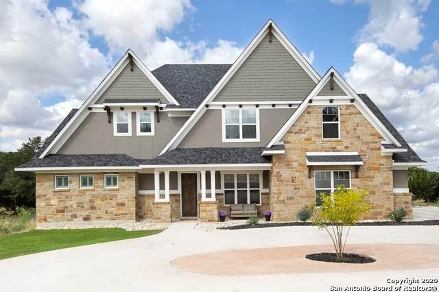 147 Pine Meadow, Spring Branch, TX 78070 (MLS #1491238) :: Carter Fine Homes - Keller Williams Heritage