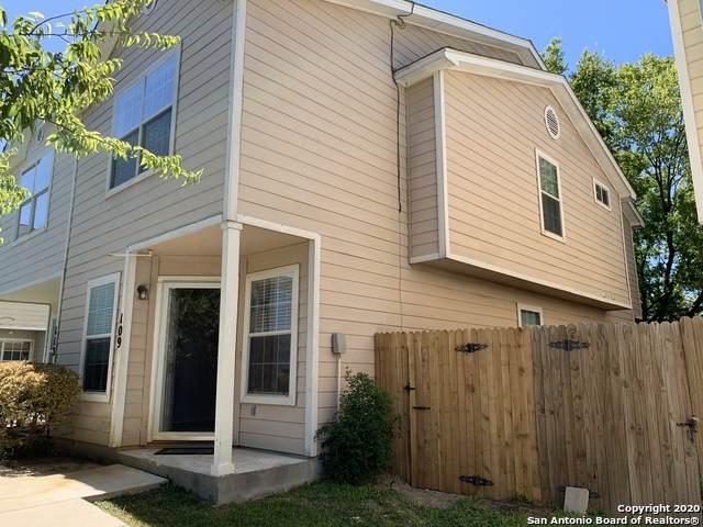 109 Autumn Pass #109, San Antonio, TX 78245 (MLS #1491260) :: Carter Fine Homes - Keller Williams Heritage
