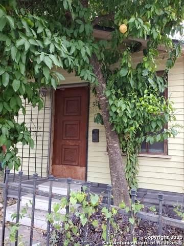 504 Albert St, San Antonio, TX 78207 (MLS #1491275) :: Carter Fine Homes - Keller Williams Heritage