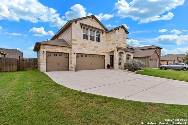 313 Oak Creek Way, New Braunfels, TX 78130 (MLS #1491334) :: The Lugo Group