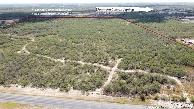 TBD Loop 517, Carrizo Springs, TX 78834 (MLS #1491342) :: The Lugo Group