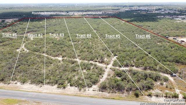 TBD Loop 517, Carrizo Springs, TX 78834 (MLS #1491344) :: 2Halls Property Team | Berkshire Hathaway HomeServices PenFed Realty