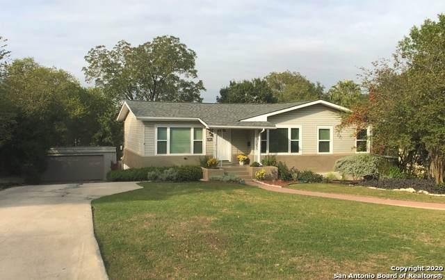 203 Blakeley Dr, San Antonio, TX 78209 (MLS #1491390) :: ForSaleSanAntonioHomes.com