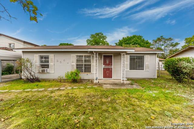 2551 SW 21ST ST, San Antonio, TX 78226 (MLS #1491421) :: The Glover Homes & Land Group